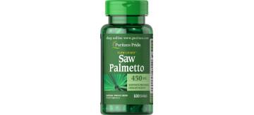Saw Palmetto 450 mg