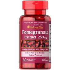 Extrato de Romã 250 mg