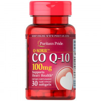 Coenzima Q-SORB™ Co Q-10 100 mg