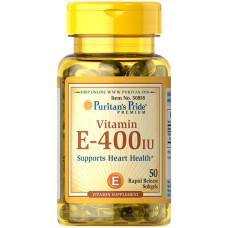 Vitamina E-400 UI