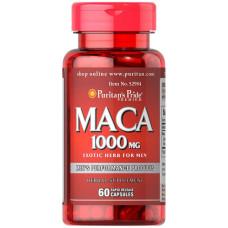 Maca 1000 mg Erva Exótica para Homens
