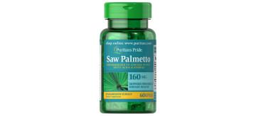 Saw Palmetto Extrato Padronizado  160 mg