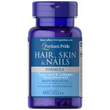 Hair, Skin & Nails Fórmula